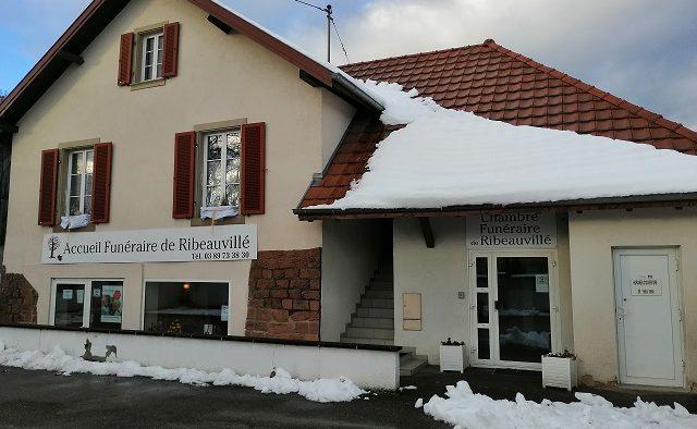 Agence de pompes funèbres Fournier à Ribeauvillé