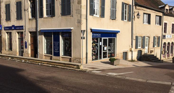 Agence de pompes funèbres Franck à Couches