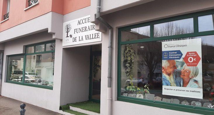 Agence de pompes funèbres Accueil Funéraire à Kaysersberg