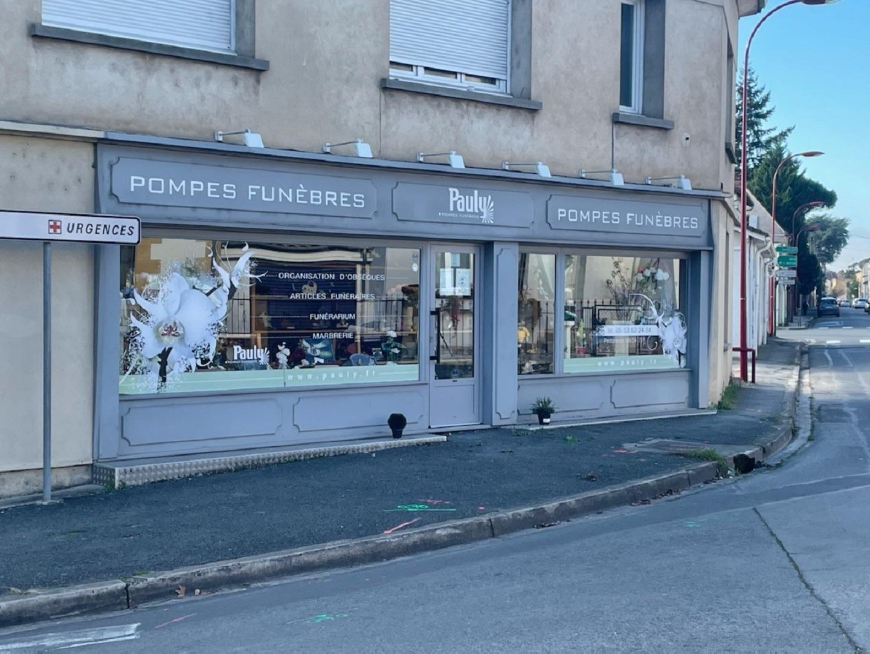 Agence de Pompes funèbres Pauly à Bergerac - avenue Calmette