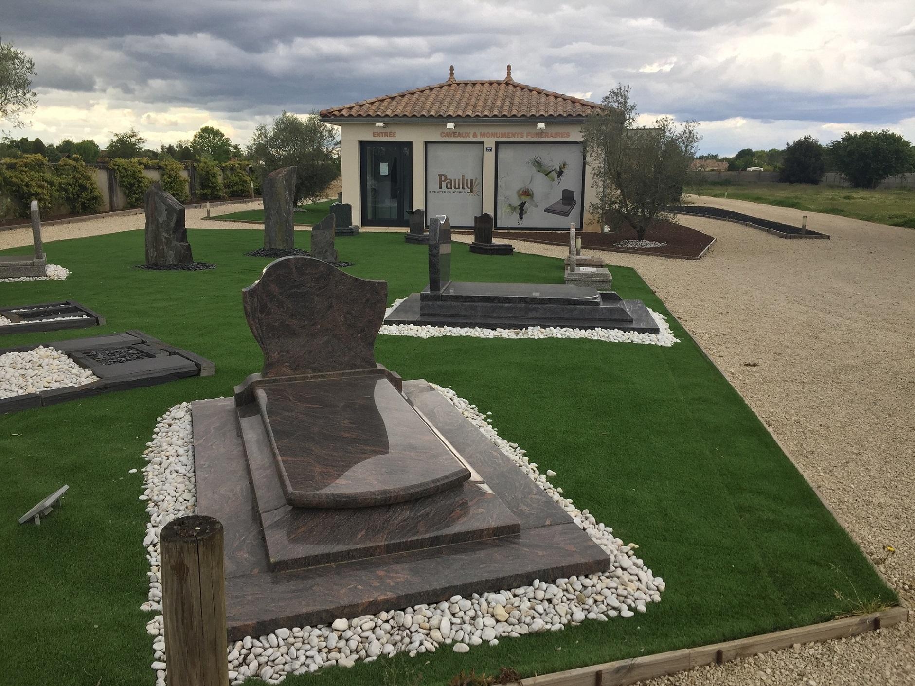 Agence de Pompes funèbres et marbrerie Pauly à Bergerac