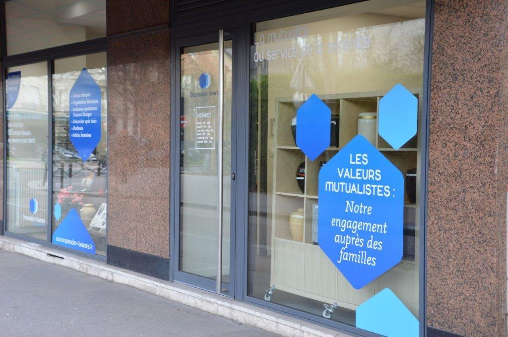 France Obsèques - Agence L'Organisation Funéraire à Paris Montparnasse