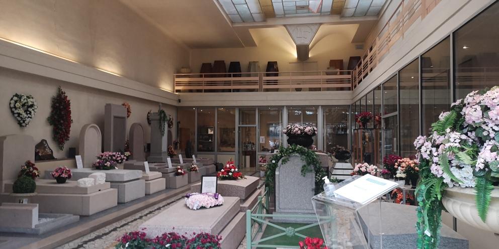 Agence de pompes funèbres Lecreux à Paris
