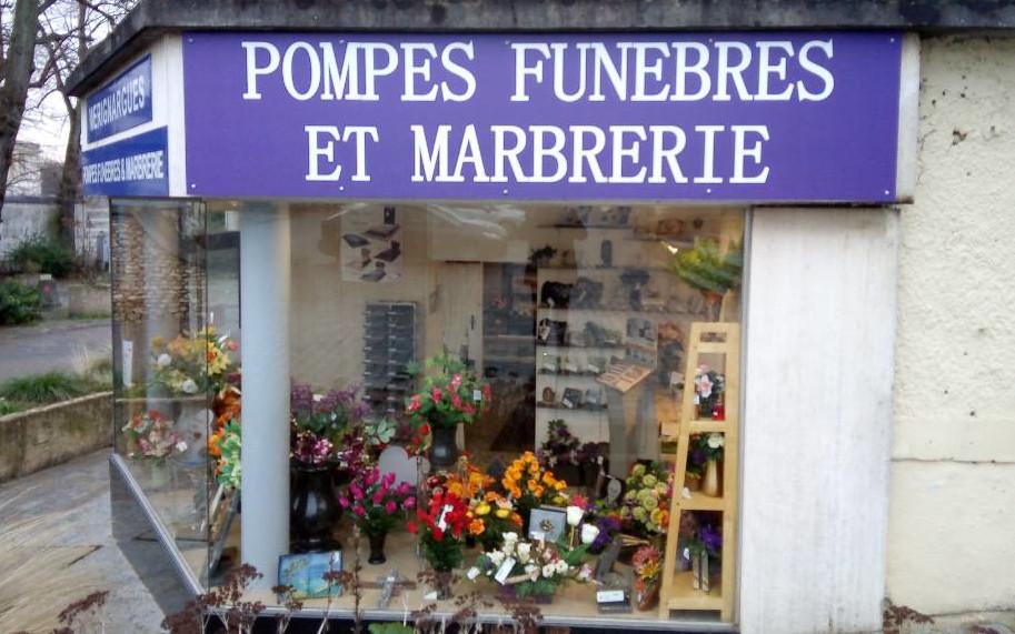 Agence de pompes funèbres Mérignargues à Le Chesnay