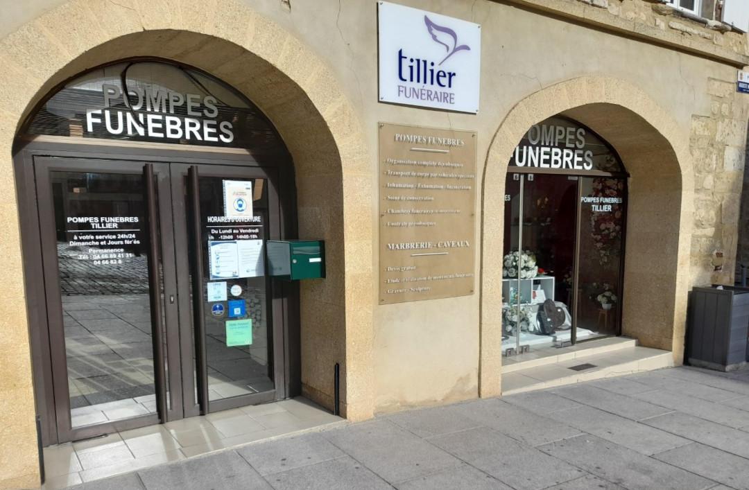 France Obsèques - Pompes funèbres Tillier à Bagnols-sur-Cèze