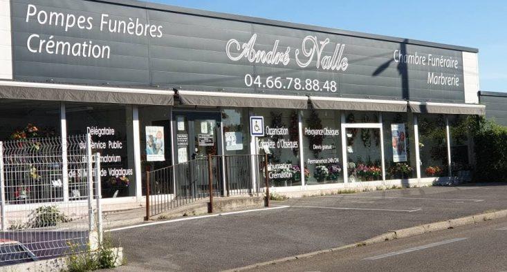 Agence de pompes funèbres André Nalle à alès