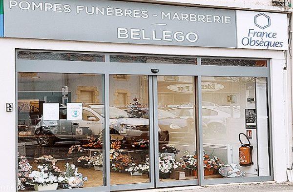 Agence de pompes funèbres Bellego Locmiquelic