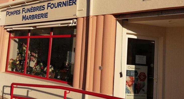 Agence de pompes funèbres Fournier à Eloyes