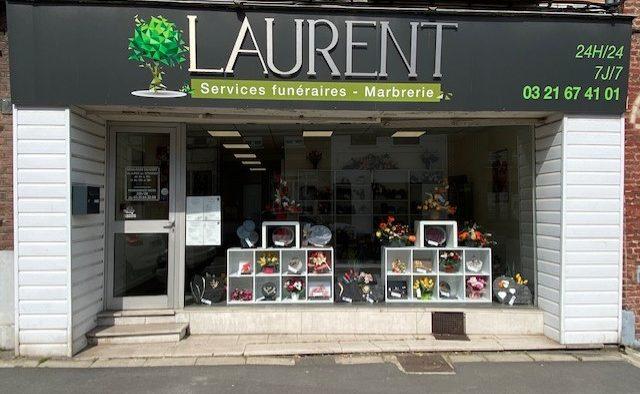 Agence de pompes funèbres Laurent à Avion