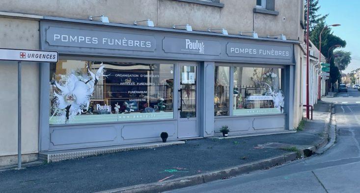 Agence de pompes funèbres Pauly à Bergerac-Calmette