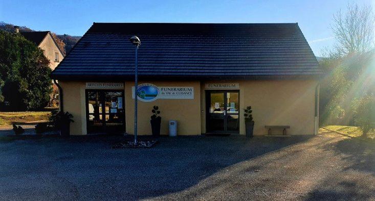 Agence de pompes funèbres Tanier à Arbois