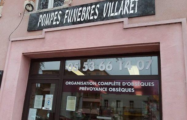 Agence de pompes funèbres Villaret à Agen