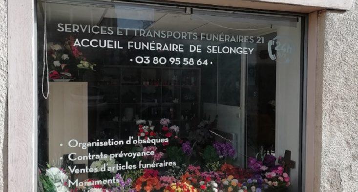 Agence de pompes funèbres Accueil Funéraire à Selongey