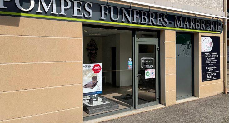 Agence de pompes funèbres Besset à Annonay