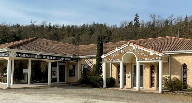 Agence de pompes funèbres Besset Saint-Marcel-les-Annonay