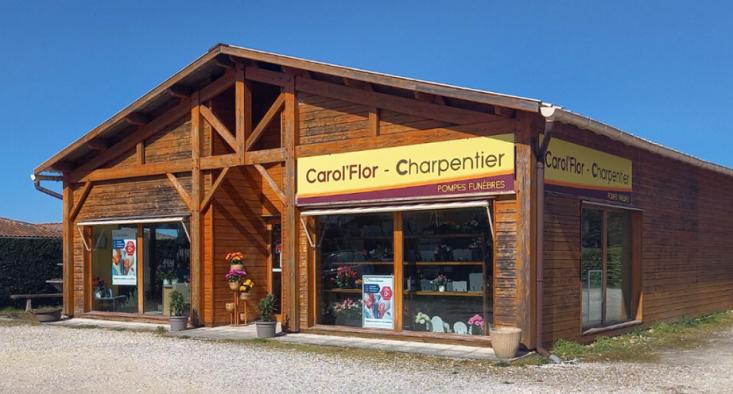 Agence de pompes funèbres Charpentier à Belin-Beliet