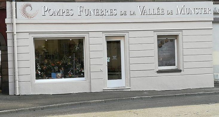 Agence de pompes funèbres de la Vallée à Munster