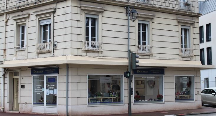 Agence de pompes funèbres Doussin à Saint-Germain-en-laye