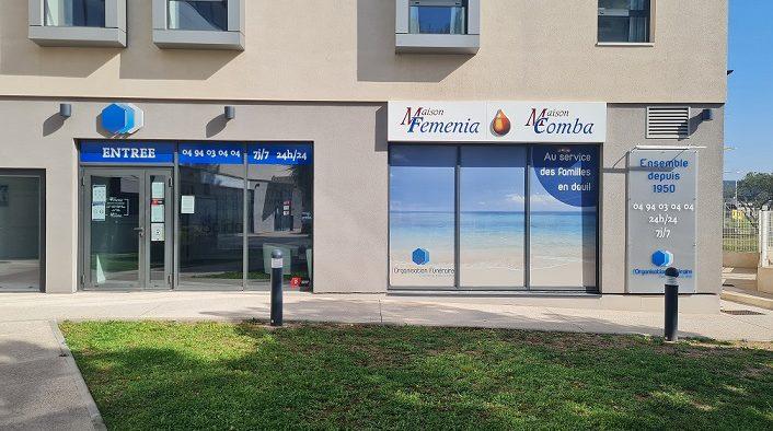 Agence de pompes funèbres Femenia à Toulon