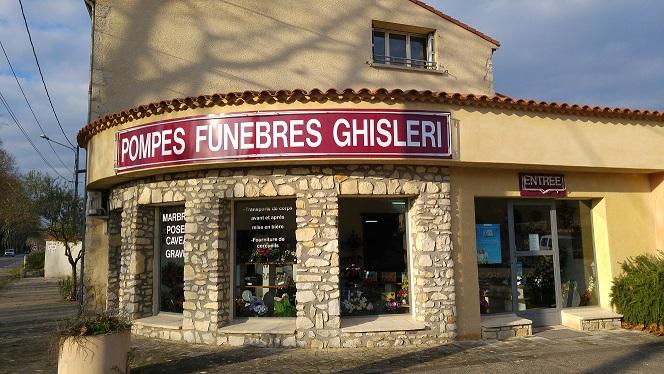 Agence de pompes funèbres Ghisleri à Montélimar