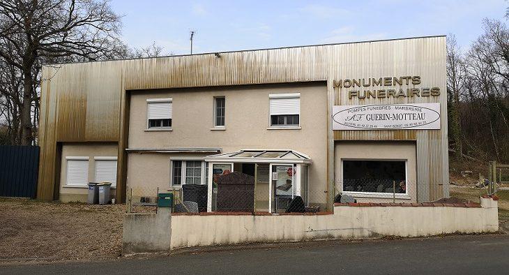 Agence de pompes funèbres Guérin-Motteau à St-Benoît
