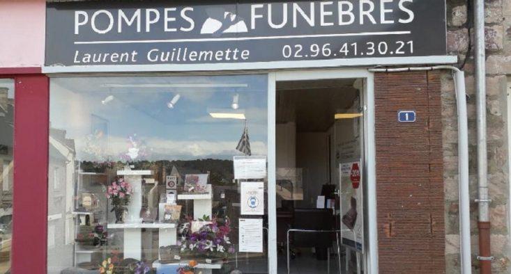 Agence de pompes funèbres Guillemette à Erquy