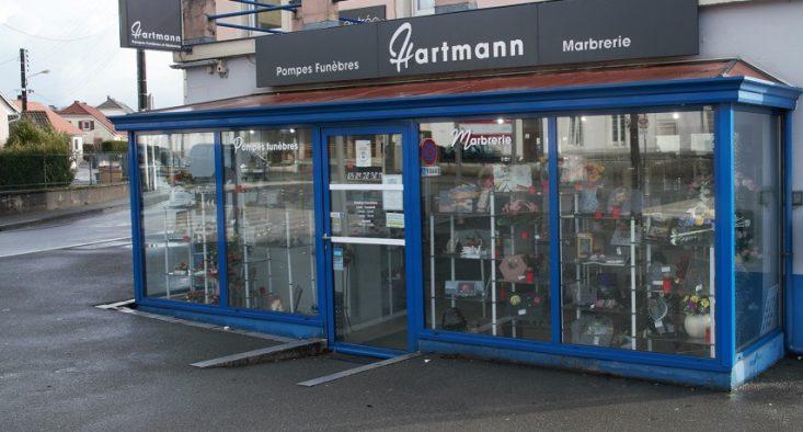 Agence de pompes funèbres Hartmann à Bavilliers
