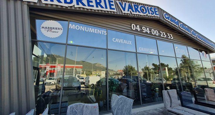 Agence de pompes funèbres Marbrerie Varoise à Toulon