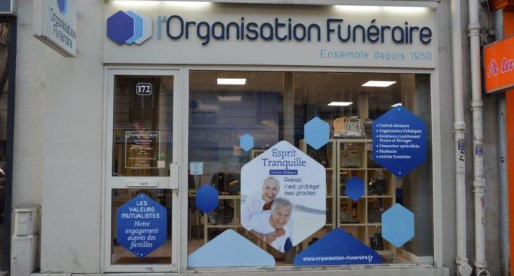 Agence de pompes funèbres Organisation Funéraire à Paris 15