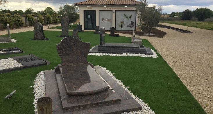 Agence de pompes funebres Pauly Marbrerie à Bergerac-Beylive