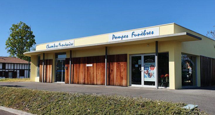 Agence de pompes funèbres Saint-Pauloises à Saint-Paul-les-Dax