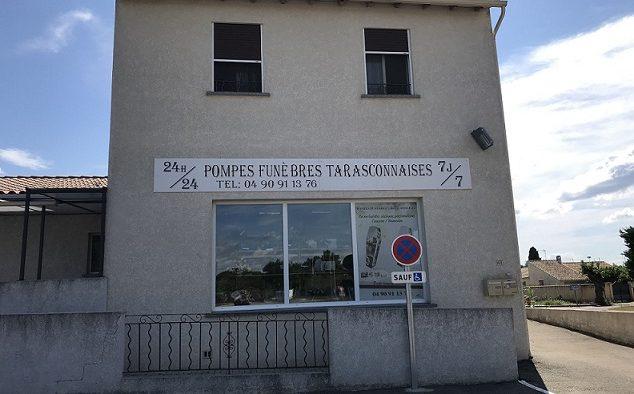 Agence de pompes funèbres Tarasconnaises à Tarascon