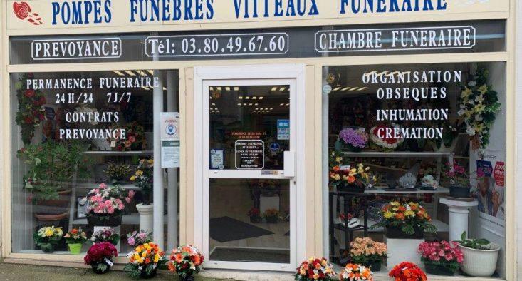 Agence de pompes funèbres Vitteaux Funéraire à Vitteaux